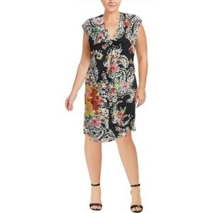 Ralph Lauren Floral Cap Sleeve Dress